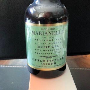 MARIANELLA - NIP Imperial Jade Body Oil (4 fl oz)